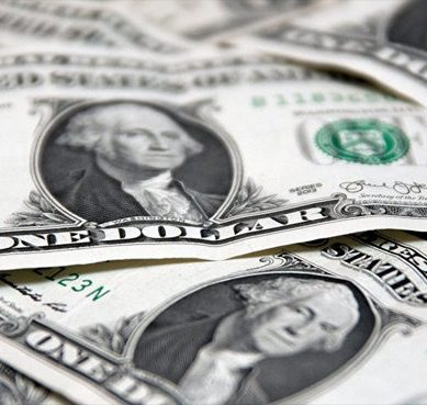 Dollar slumps by Rs.5.36, falls to Rs.122.5