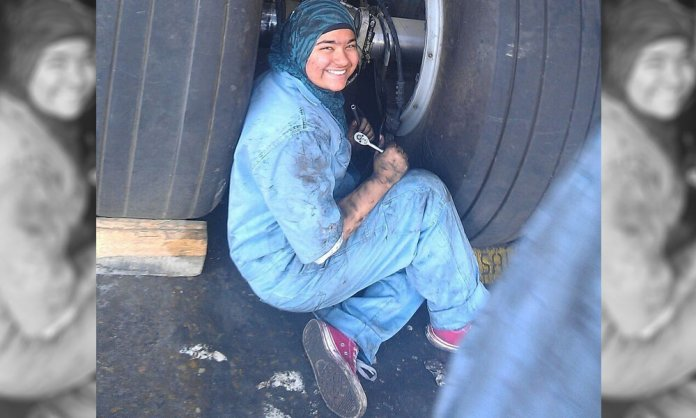 PIA's youngest female aircraft technician breaks stereotypes, winning hearts for all the right reasons