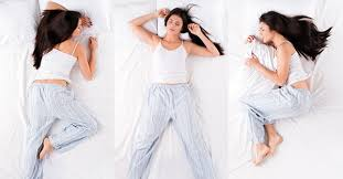 Logic behind sleeping positions: Sweet Dreaming or Total Nightmare?