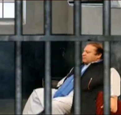 Nawaz enjoys a 'Better Class' even behind the bars