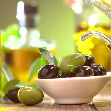 The passionate paradise food: olive!