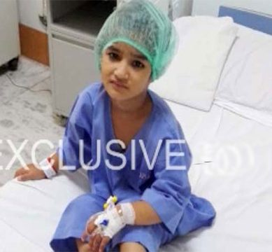 Faisalabad: 7 year old girl expires as heart treatment in India turns out to be unsuccessful