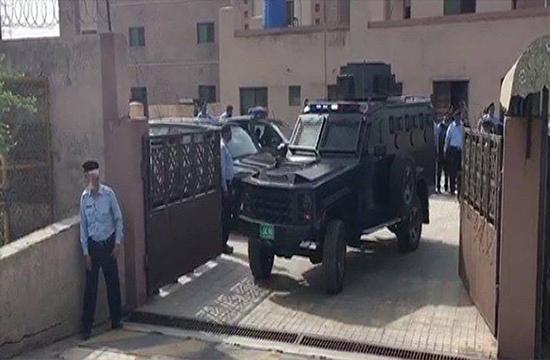 NAB takes Captain (retd) Safdar into custody, shifted to Adiala jail in Rawalpindi