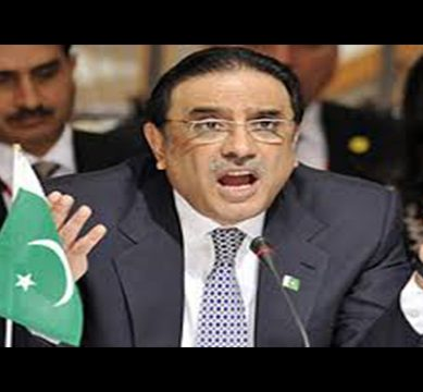 SC reschedules Zardari's money laundering case hearing as no notice was received by him to appear before the court today