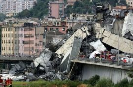 Italy: at least 31 dead due to the collapse of a motorway bridge in Genoa