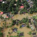 5,000 people are still stranded by the rains in India