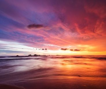 The fascinating physical phenomena behind the reddish beauty of sunsets