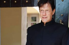 PM Imran Khan on first foreign trip, arrives in Madina