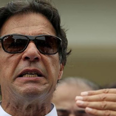 NAB alleges Imran Khan for illegal use of government's helicopter