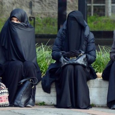 These countries ban the burqa and the nikab in Europe