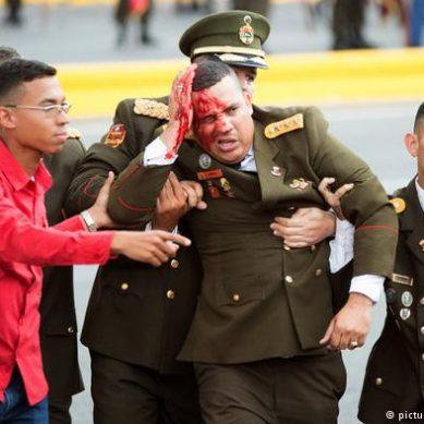 Venezuela: 6 people arrested for attack against Maduro