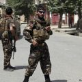 Kabul: Heavy clashes between Afghan security forces and insurgents near the Presidential Palace