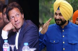 Indian cricketer Navjot Sidhu overwhelmed with Pakistan's love and reverence during his visit