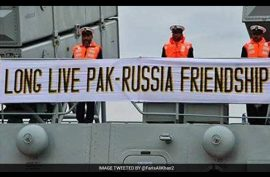 'Worry for India?': Russia to train Pakistani troops