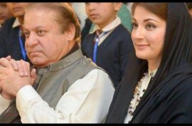 Nawaz, Maryam's names placed on ECL: sources