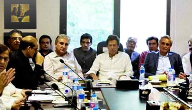 20 members of the Federal cabinet approved by PM Imran, oath-taking ceremony underway