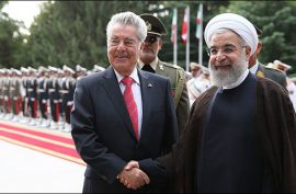 Austria and Iran to foster ties for economy's growth