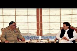 Chairman JCSC calls on the newly elected Prime Minister at PM Office