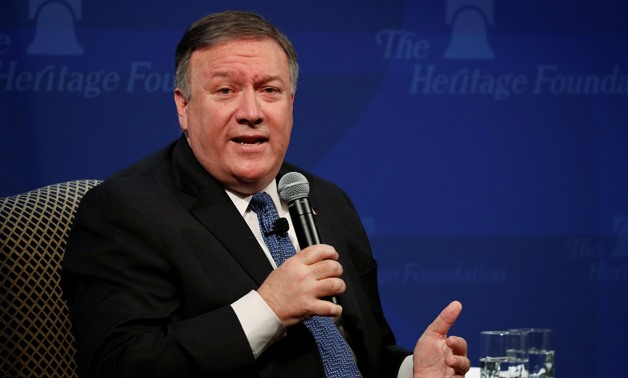 US Secretary of State Mike Pompeo to arrive Pakistan to hold talks with the newly elected PM in September
