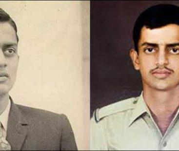 Commemorating Pakistani national hero's 47th death anniversary; RIP Rashid Minhas Shaheed