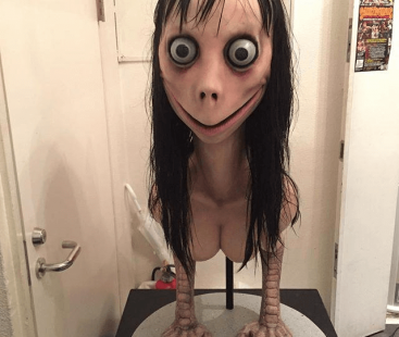 Beware! Another suicidal game hits Pakistan: Momo Suicide Challenge