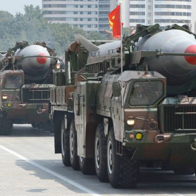 """North Korea """"is building new nuclear missiles"""" despite the thaw with the United States"""