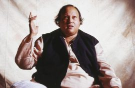 Nusrat Fateh Ali's contribution to World Cup's success in 1992