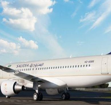 Saudi state airline suspends series of flights to and from Canada