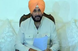 """""""He Talked About Peace"""": Navjot Sidhu On Row Over Hugging Pak Army Chief"""