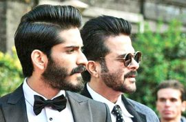 Anil Kapoor to share screen with his son Harshvardhan Kapoor for the first time