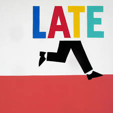 Why some people are always running late?