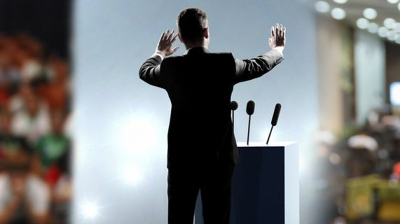 Are you Glossophobic? Don't sweat public speaking. Break the silence!