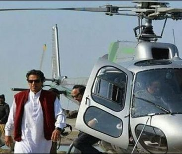Khan's commute via helicopter costs approximately Rs.50-55/km