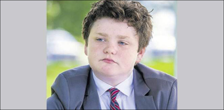 14-year-old American running for governor in Vermont