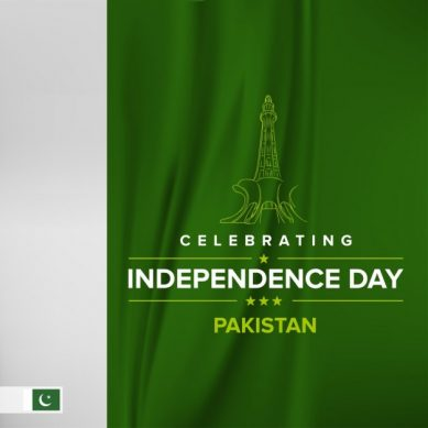 How Pakistanis celebrate their independence: Go Green!