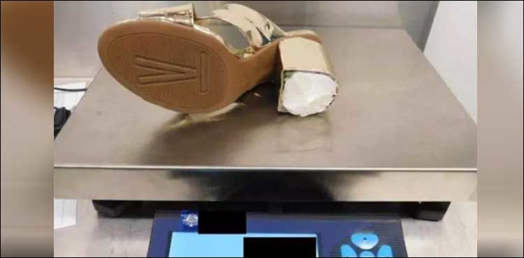 Nun caught smuggling cocaine inside heels at Australia's airport