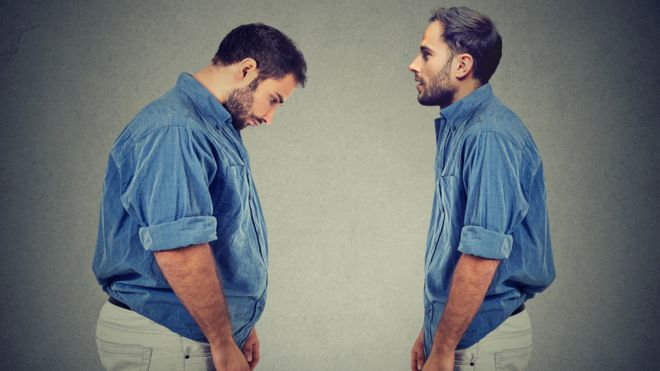 Where does all the weight we lose when we lose weight go?