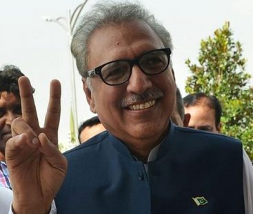 PTI's Arif Alvi elected as Pakistan's 13th President, oath-taking ceremony expected on 9th September