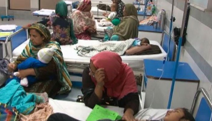 Five minors die due to malnutrition in Tharparkar