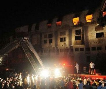 Six years on, Baldia factory fire case yet to reach conclusion