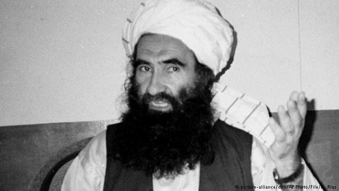 The Afghan Taliban Announce the Death of the Founder of the Haqqani Network