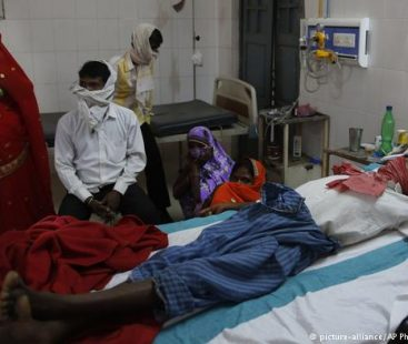 WHO: tuberculosis remains infectious disease more deadly