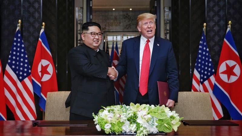 Casa Blanca coordinates a second meeting between Kim and Trump