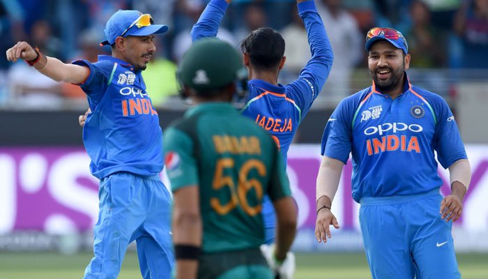 India won once again: All thanks to Pakistan's sloppy fielding