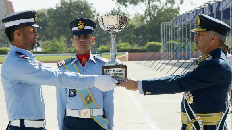 Air Chief Marshal Mujahid Anwar Khan honored and awarded with 'Turkish Legion of Merit'