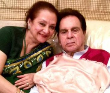 "Saira Banu: ""Dilip Kumar recuperating, diagnosed with mild pneumonia"""