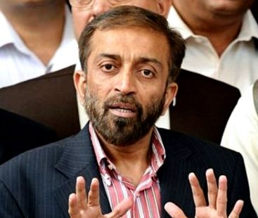 MQM  leader Farooq Sattar indicted in a case pertaining to Loudspeaker Act violation
