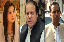 IHC suspends jail terms of Nawaz, Maryam and Capt Safdar