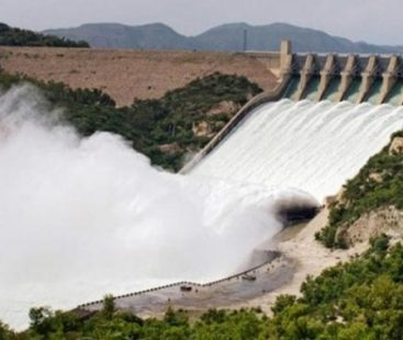 The top 10 donors for dams fund so far