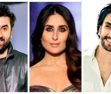 Ranbir and Ranveer rightly extolled by Kareena for their talent